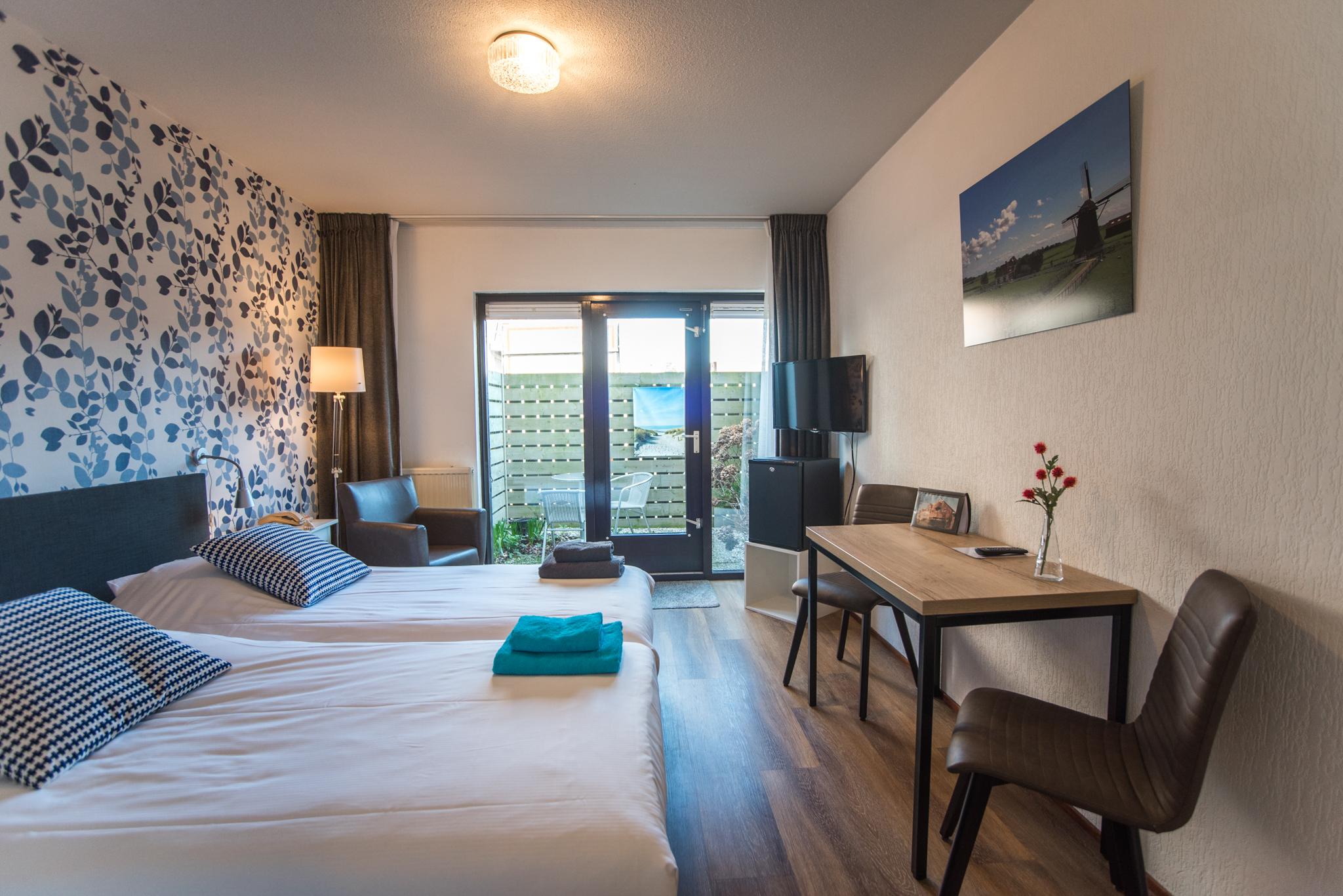 Tweepersoonskamer-hotel-Faber